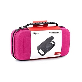 Pochette pour nintendo Switch (taille L) - rose (SWITCH)