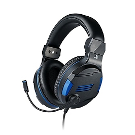 Large gaming headset sony officiel (PS4)