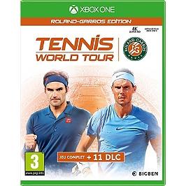 Tennis world tour roland garros (XBOXONE)