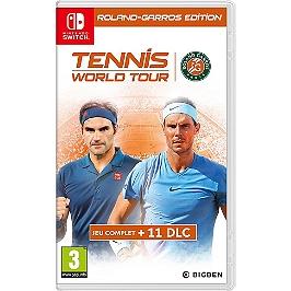 Tennis world tour roland garros (SWITCH)