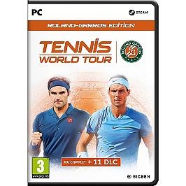 Tennis world tour roland garros (PC)