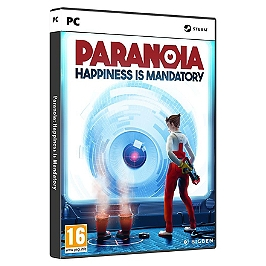 Paranoia : hapiness is mandatory (PC)