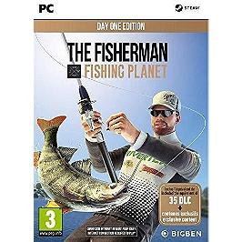 Fisher man : fishing planet (PC)