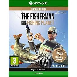 Fisher man : fishing planet (XBOXONE)