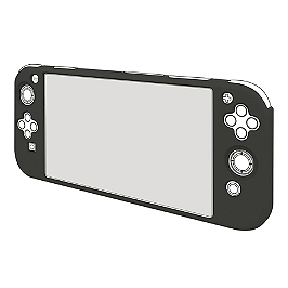 Switch lite silicon case (SWITCH)
