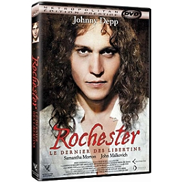 Rochester, le dernier des libertins, édition prestige, Dvd