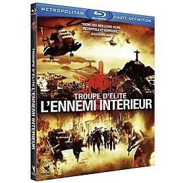 Tropa de elite 2 : l'ennemi interieur, Blu-ray