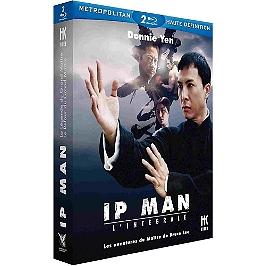 Coffret Ip Man 2 films : la légende du grand maître ; le retour du grand maître, Blu-ray
