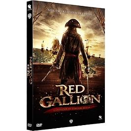 Red gallion, Dvd