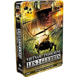 Coffret les deux guerres : Indochine ; Vietnam, Dvd