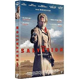 The salvation, Dvd