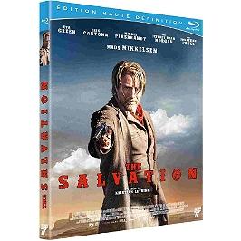 The salvation, Blu-ray