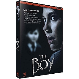 The boy, Dvd
