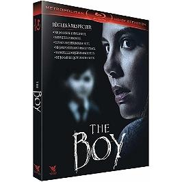 The boy, Blu-ray