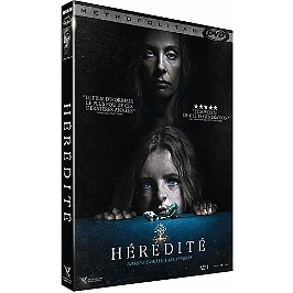 Hérédité, Dvd
