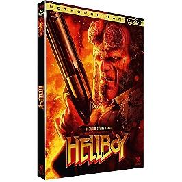 Hellboy, Dvd