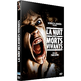 La nuit des morts-vivants, Dvd