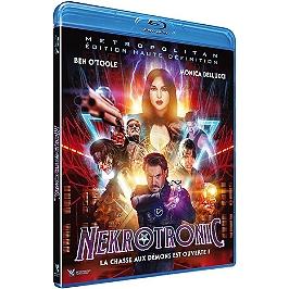 Nekrotronic, Blu-ray
