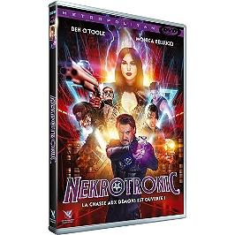Nekrotronic, Dvd