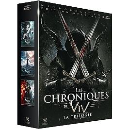 Coffret trilogie les chroniques de Viy : les origines du mal ; le chasseur de démons ; le cavalier noir, Dvd