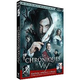 Coffret les chroniques de Viy 1 et 2 : les origines du mal ; le chasseur de démons, Dvd