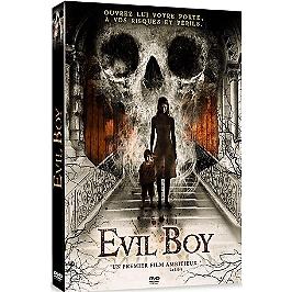 Evil boy, Dvd