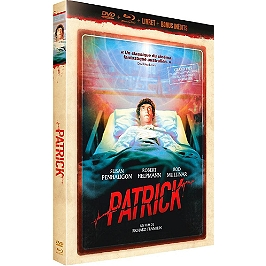 Patrick, édition collector, Blu-ray