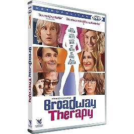 Broadway therapy, Dvd
