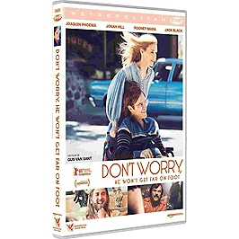 Don't worry, he won't get far on foot, Dvd