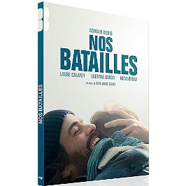Nos batailles, Dvd