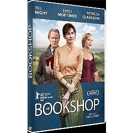 The bookshop, Dvd