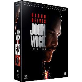 Coffret John Wick 1 et 2, Blu-ray