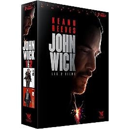 Coffret John Wick 1 et 2, Dvd