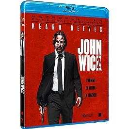 John Wick 2, Blu-ray