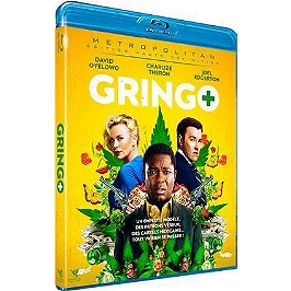Gringo, Blu-ray