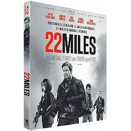 22 miles, Blu-ray
