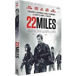 22 miles, Dvd