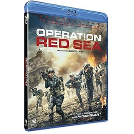 Operation red sea, Blu-ray