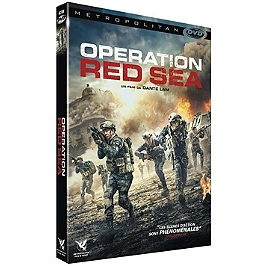 Operation red sea, Dvd