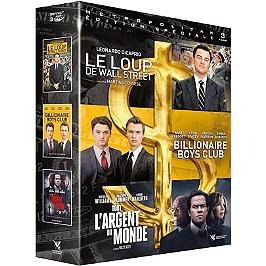Coffret évasion 1 à 3, Blu-ray