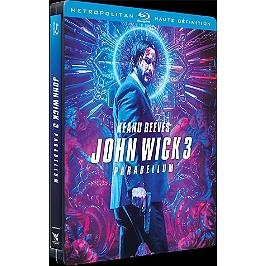 John Wick 3 : parabellum, Steelbook, Blu-ray