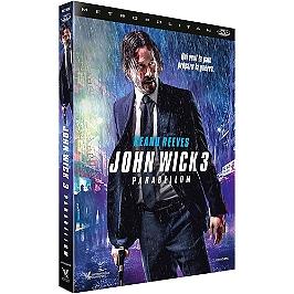 John Wick parabellum, Dvd