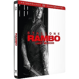 Rambo 5 : last blood, Steelbook, Blu-ray