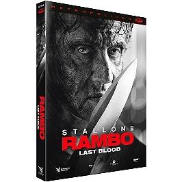 Rambo 5 : last blood, Dvd
