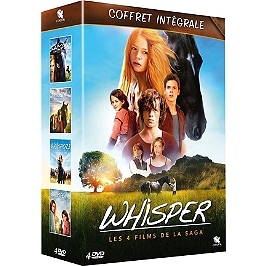Coffret Whisper 4 films, Dvd