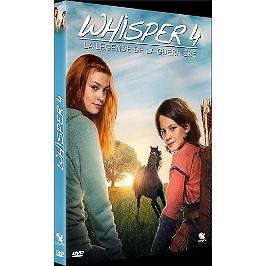 Whisper 4 : la légende de la guerrière, Dvd