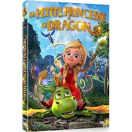 La petite princesse et le dragon, Dvd
