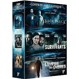 Coffret fantastique 3 films : backtrack, les revenants ; les survivants ; l'empire des ombres, Dvd