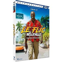 Le flic de Belleville, Dvd