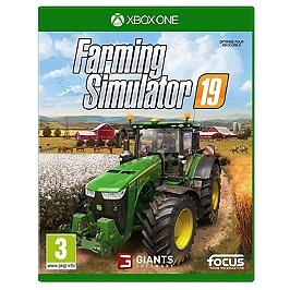 Farming simulator 19 (XBOXONE)